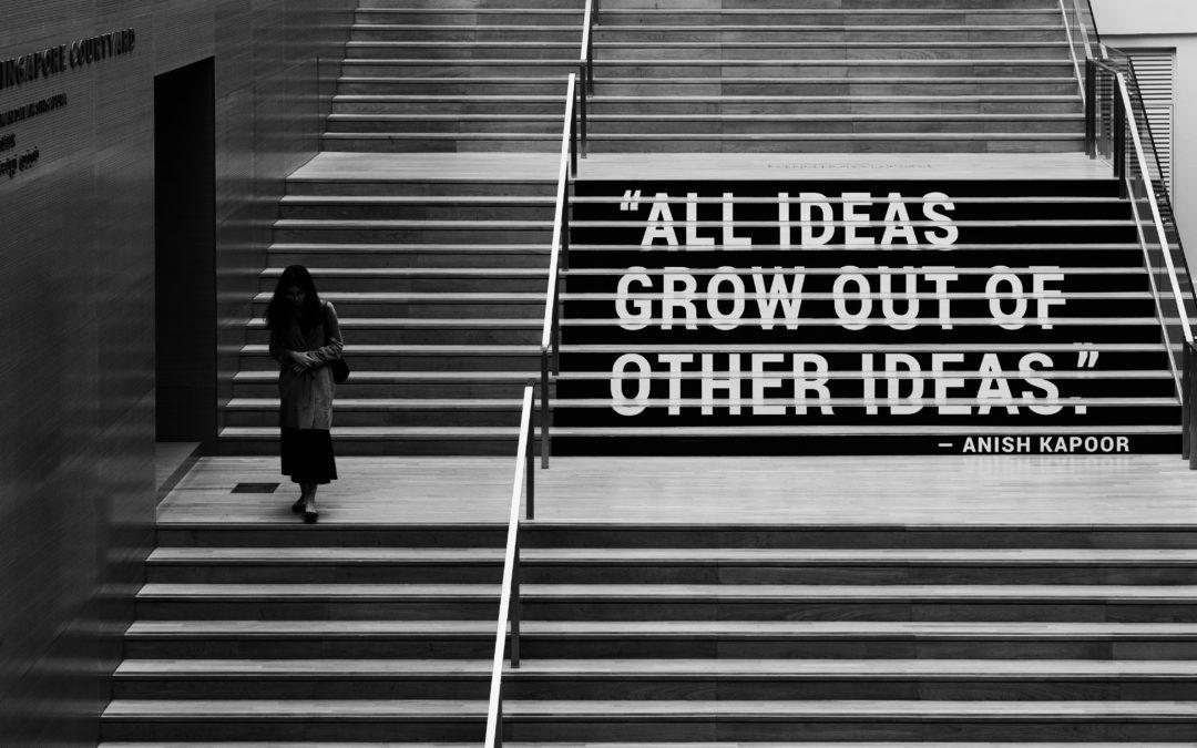 Gute Blogartikel schreiben: Inspiration