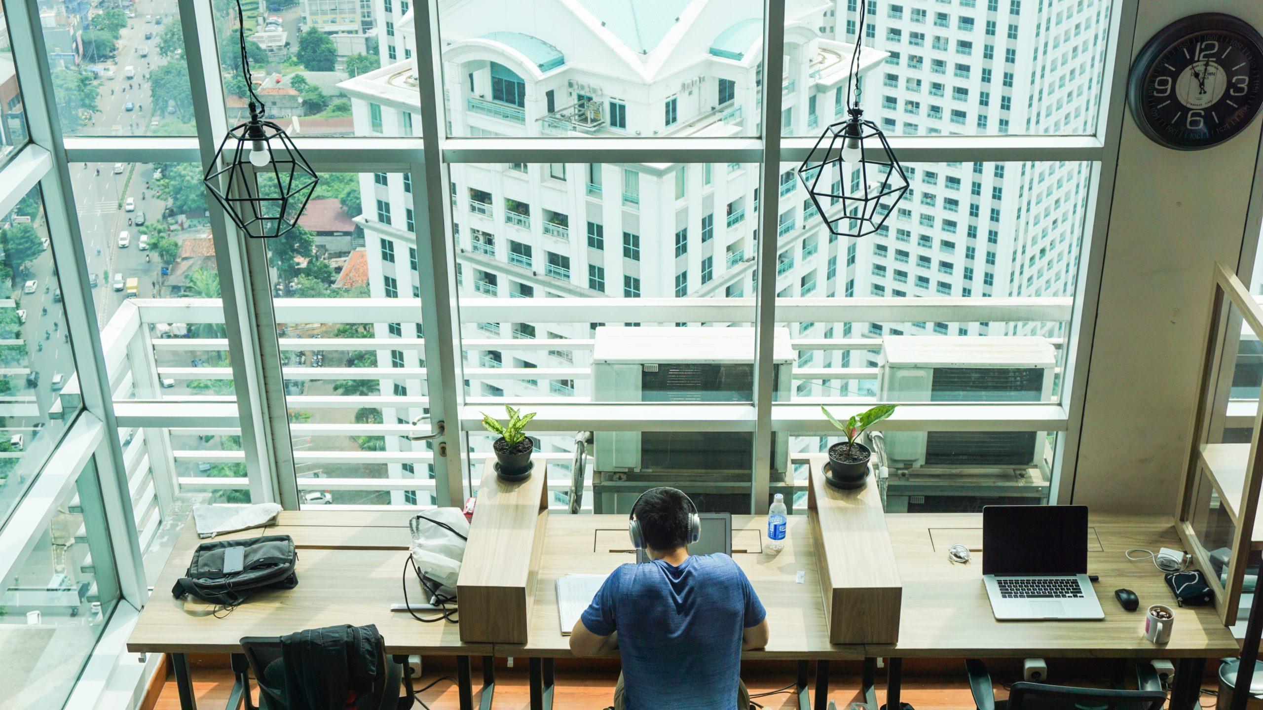 Online-Business aufbauen: Coworking