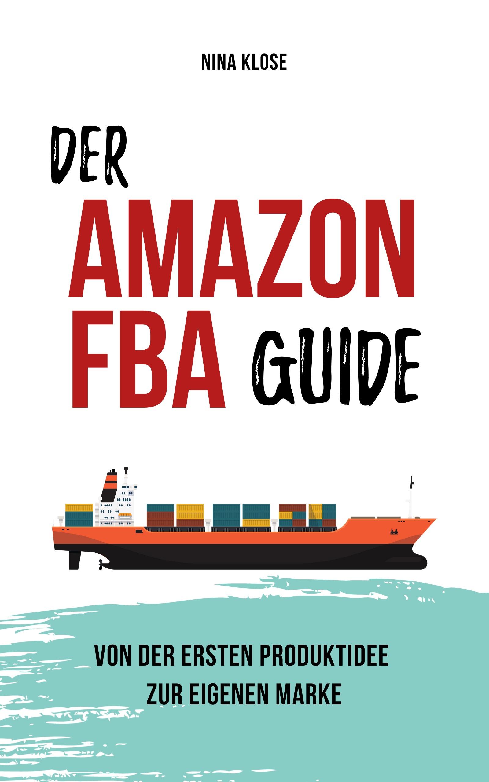 Der Amazon FBA Guide Buch