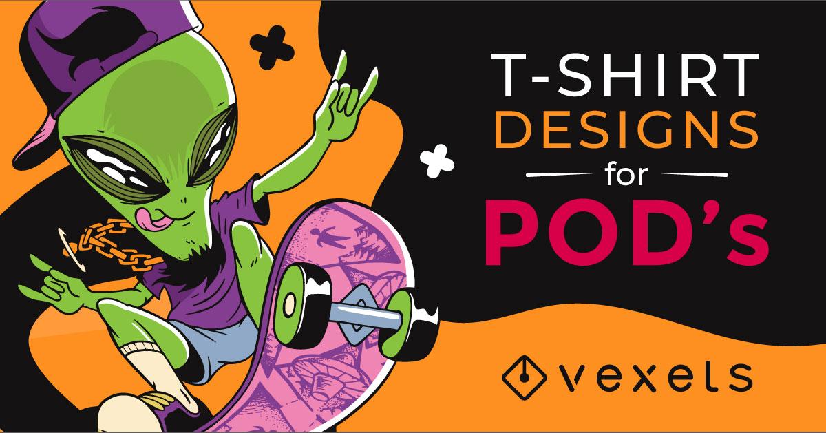 Vexels Designs T-Shirt-Business