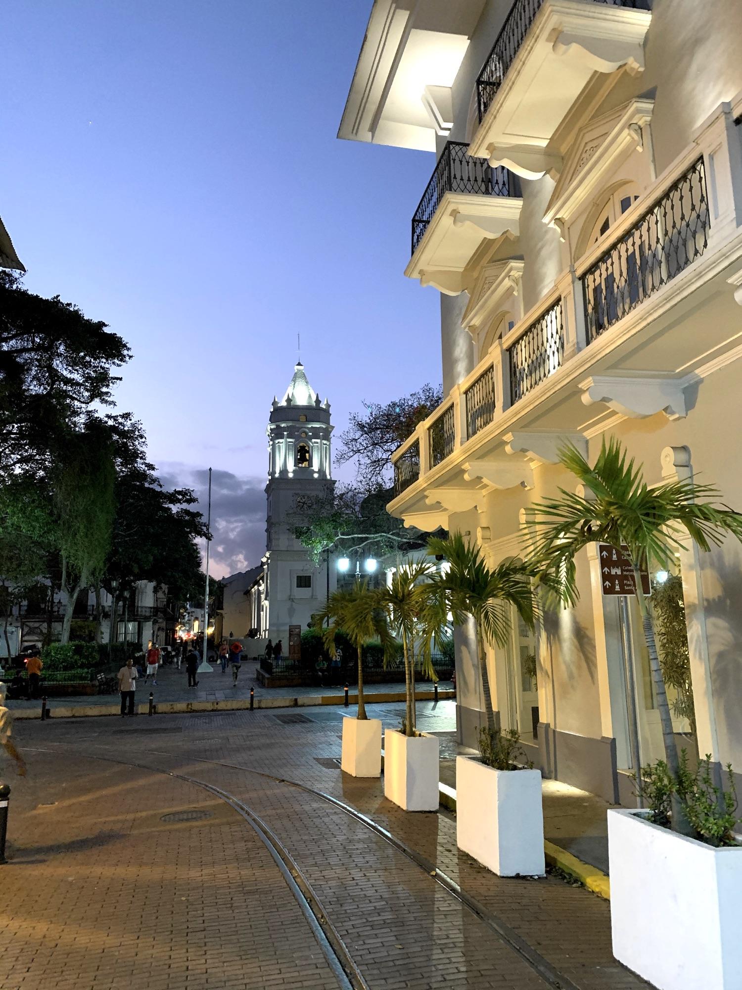 Panama Stadt Casco Viejo
