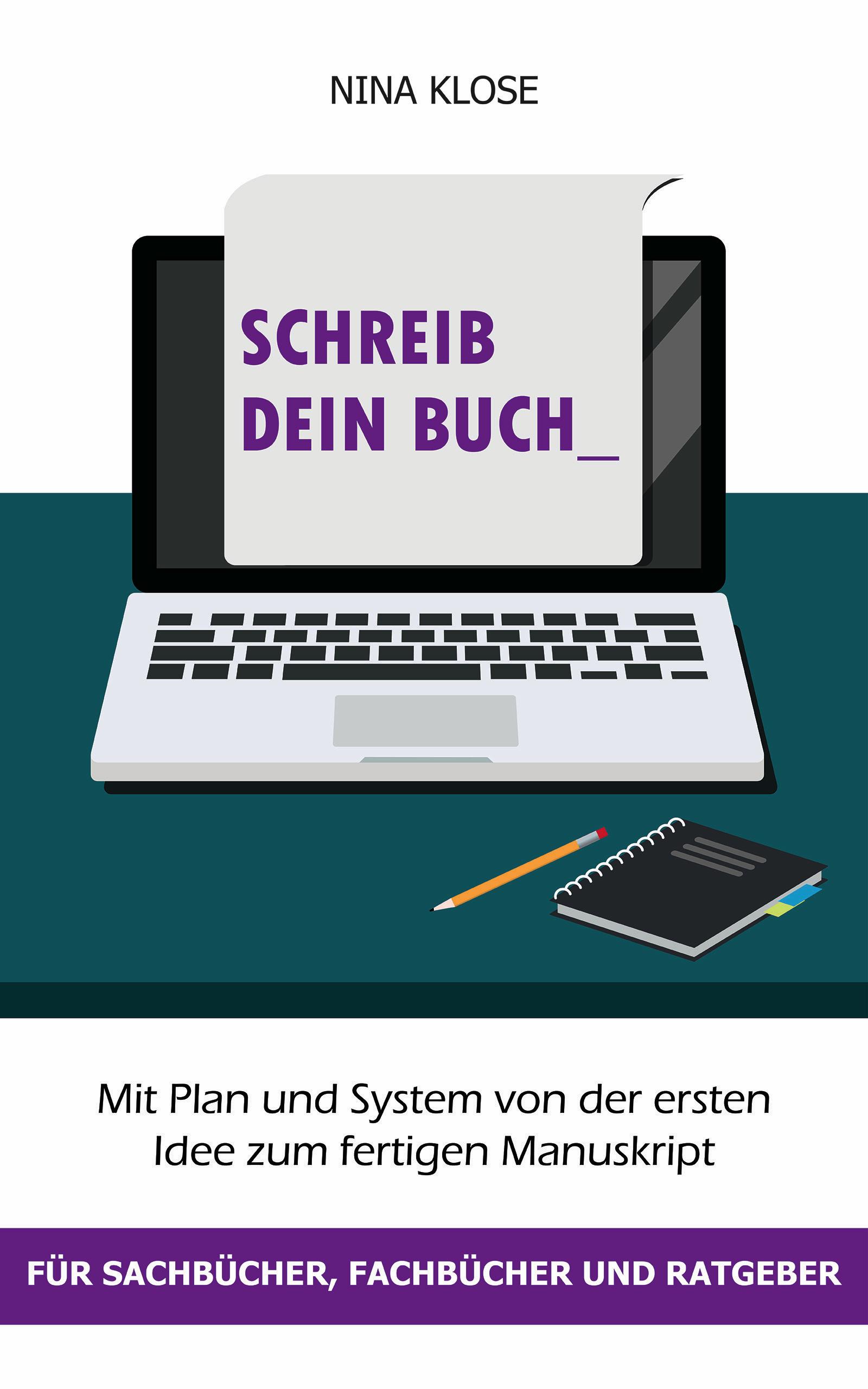 Schreib dein Buch Nina Klose
